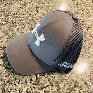 Under Armour Golf Ball Cap size MD/LG